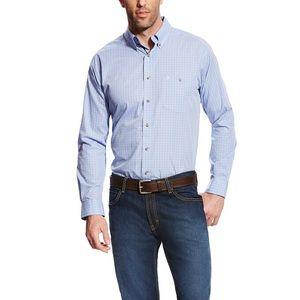 Ariat relentless button up shirt size XL